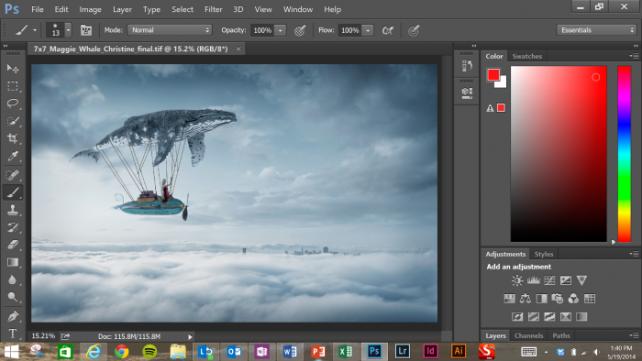 Photoshop και Surface Pro 3, η δουλειά των σχεδιαστών μόλις έγινε ευκολότερη