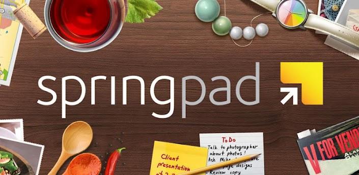 Springpad, σταματά για πάντα τη λειτουργία του στις 25 Ιουνίου