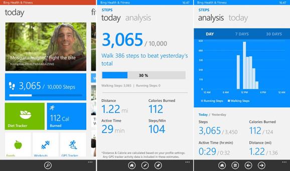 Nokia Lumia 630, μετράει πλέον κάθε βήμα για να παραμείνεις σε φόρμα