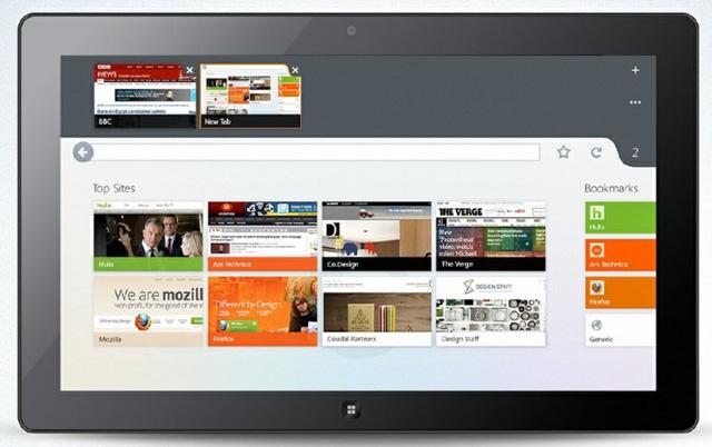 Metro Firefox, αποτελεί παρελθόν πλέον για τα Windows 8.1