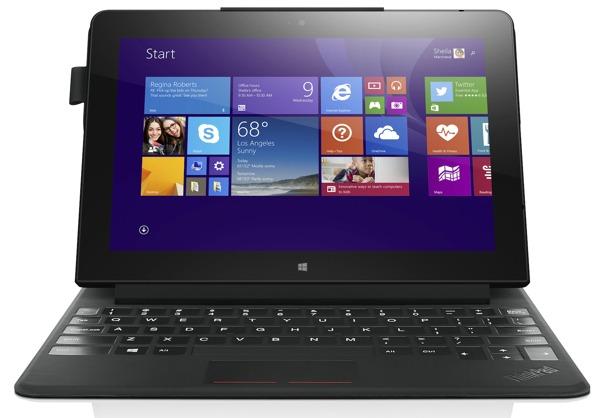 Lenovo ThinkPad 10 με τιμή $599, το tablet που παίρνεις στη δουλειά σου