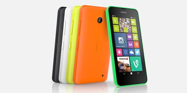 Nokia Lumia 630 με τιμή 119 ευρώ, dual-SIM και Windows Phone 8.1