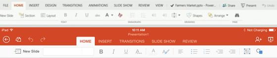 Office for Windows, η Microsoft ετοιμάζει την έκδοση για οθόνες αφής