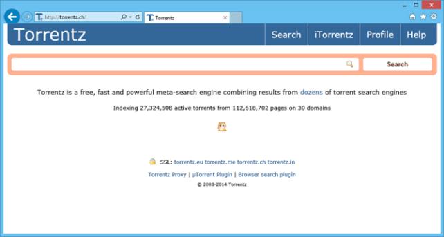 Το Torrentz.eu σταμάτησε στη λειτουργία του