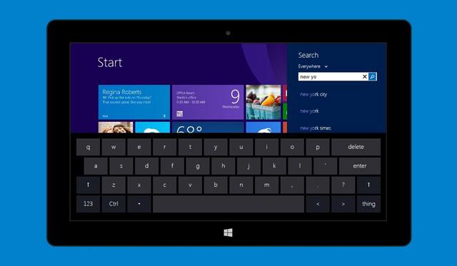 Windows 8.1 Smart Search, η αναζήτηση έγινε εξυπνότερη και σε καταλαβαίνει