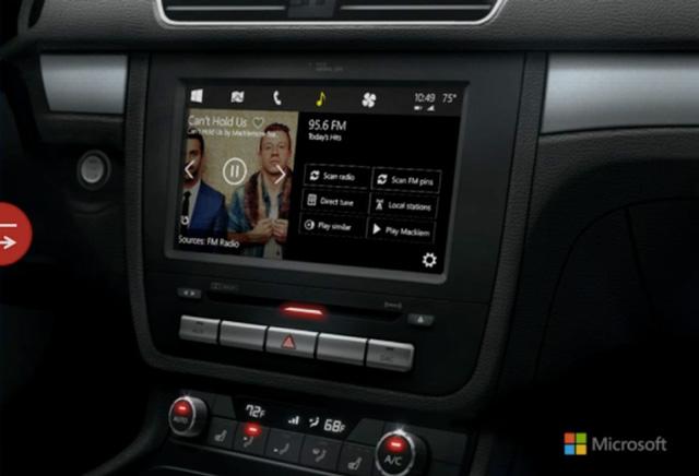 Windows in the car project, η τεχνολογία έρχεται στα αυτοκίνητα νέας γενιάς