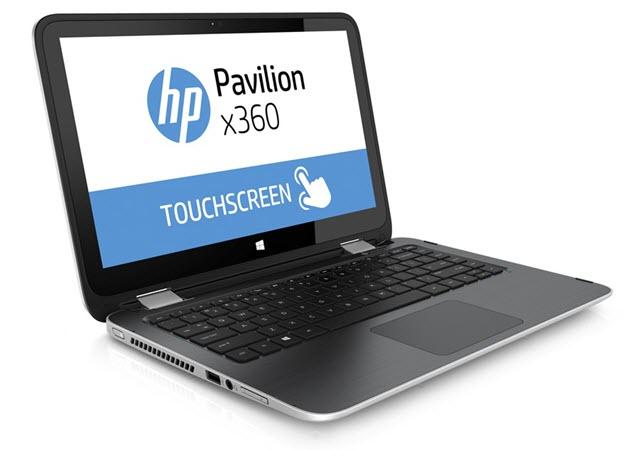 "HP Pavilion x360, νέα laptops με οθόνη 13.3"" και Beats Audio"
