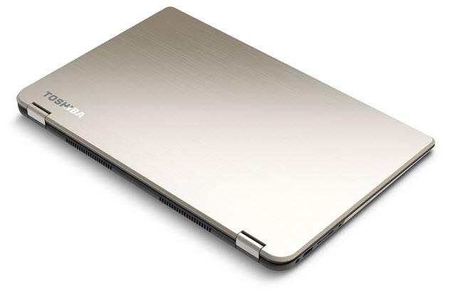 Toshiba Satellite Radius, νέο premium laptop με περιστρεφόμενη οθόνη αφής