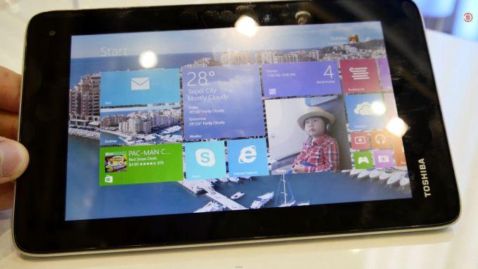 "Toshiba Encore 7 tablet, έρχεται με οθόνη 7"" και τιμή στα $150"