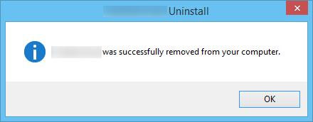 Απεγκατάσταση προγραμμάτων στα Windows 8 και 8.1