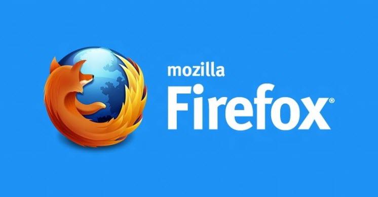 Ορισμός του Mozilla Firefox ως προεπιλεγμένου περιηγητή