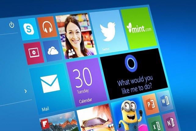 Δοκιμάζοντας τα Windows 10: Το Start Menu