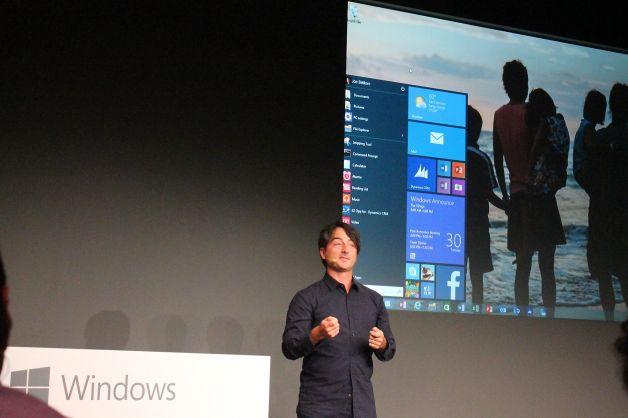 Windows 10, δείτε το video της παρουσίασης