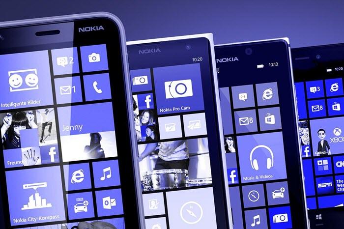 Ομαδοποίηση εφαρμογών στα Windows Phone 8.1
