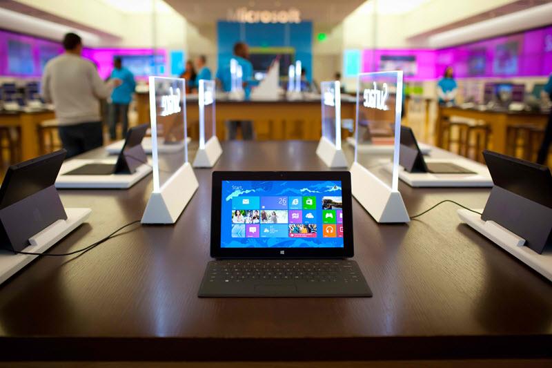 Τα Windows RT δεν θα αναβαθμιστούν στα Windows 10