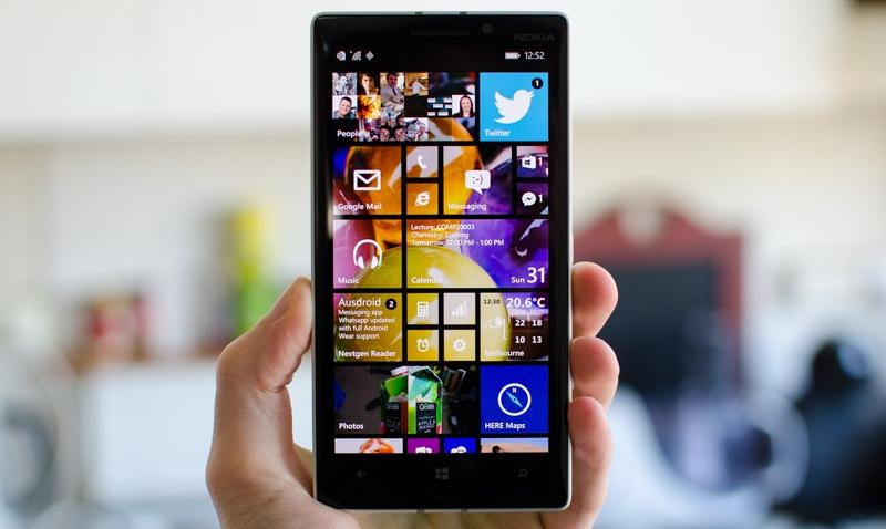 Windows Phone τέλος, το όνομα είναι Windows 10