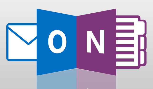 OneNote, αποστολή σελίδας ως email