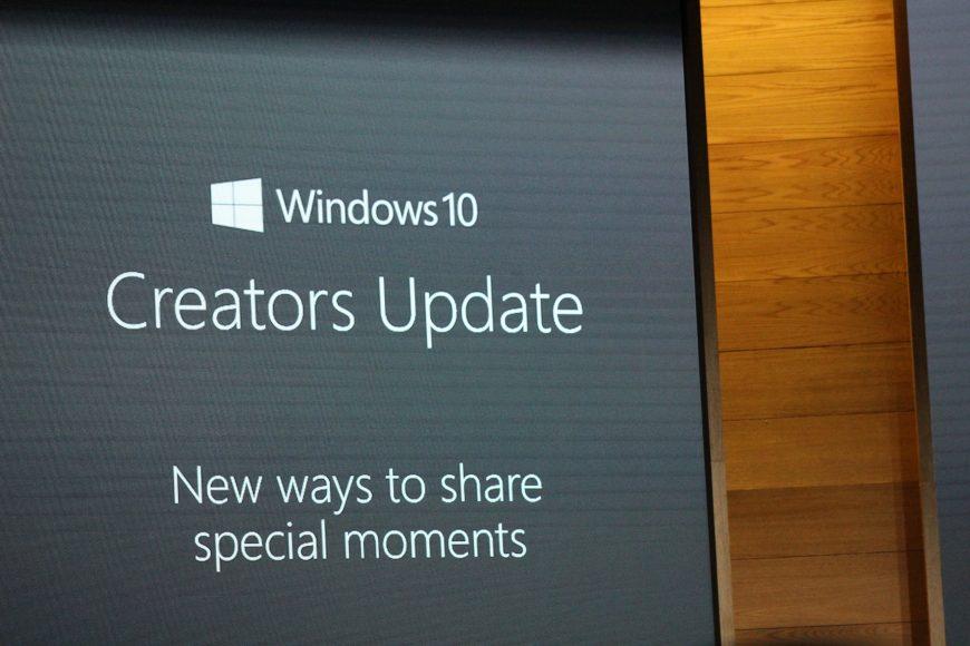 Τι να κάνετε πριν την αναβάθμιση στα Windows 10 Creators Update