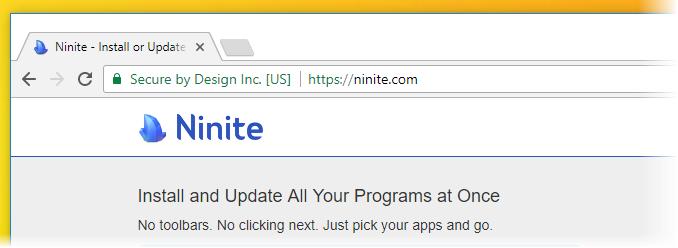 Γρήγορη εγκατάσταση εφαρμογών με το Ninite