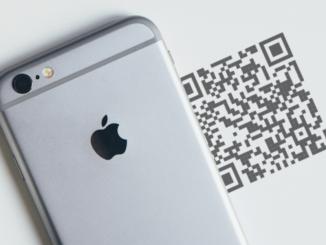 Σκανάρισμα QR Codes με το iPhone και iPad